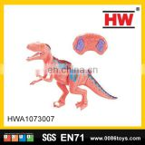 New product infra-red R/C pink dinosaur toys for kids