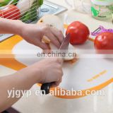 Flexible customized print chopping board