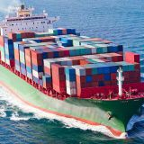 Fast Security Sea Freight Forwarding Services International Container Shipping
