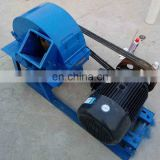 Automatic Electrical making grinding crushing grinder shredding producing crusher wood sawdust making machine