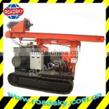 Construction Crawler Screw Diesel Hammer Pile Driver