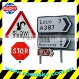 Stopping Meanings Of Road Signs With 3M Reflective Sheeting