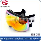 Cheap Unisex Snow Ski Goggles Women Men Dual UV Protection Custom Brands Skiing Goggles With Elastic Band