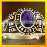fashionable football championship rings