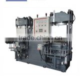Rubber heat press molding machine , hydraulic press machine