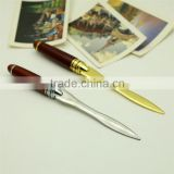 factory wholesale price custom high quality sword letter opener 1601