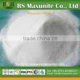 authority agency certification potassium nitrate factory price