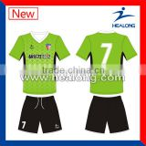 fashion cheap soccer uniforms from china