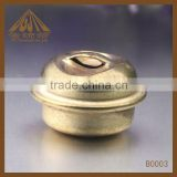 hot sale fashion metal small brass bell