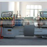Custom aluminium double head cutting machine deep processing extrusion profile with ISO certificate