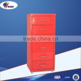 2016 Metal Workbench Tool Cabinet steel 6 drawer cabinet for storage