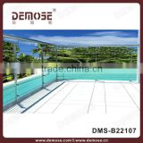 wire mesh deck railing outdoor stairs classic railing