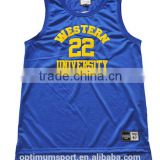 Cheap reversible 100% polyester custom sublimation digital printing basketball uniforms jersey logo designs