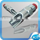 manufacture of automatic stainless steel pig nipple drinker and slaughter equipment pig