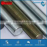 for Africa market DIN 975 DIN976 threaded bar Metal Threaded Rod