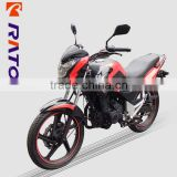 200cc Single cylinder,4-stroke,air-cooling,vertical Sports motorcycle with LED head light