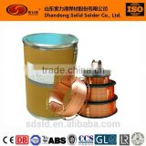 INQUIRY about 1.2MM ER70S-6 China welding wire drum welding wire