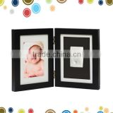 Hotsale baby handprint photo frame for baby products 2016                                                                         Quality Choice