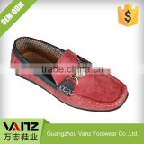 High Standard Rubbing-free PU Children Loafers Casual Shoes                                                                         Quality Choice