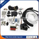 sequential cng kit/kit gas generation 5/motorcycle ecu