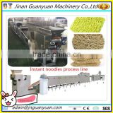 Chinese fried instant noodle making machine/fried instant noodles production line low price