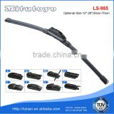 High quality trade assurance heated wiper blade reflex mitsuba wiper blade