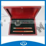 Good Quality Convenient Solid Wood Pen Box Pen Container