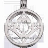 Wholesale jewelry necklace pendants blanks bezel frames blank lockets pendants with sterling silver or steel MLCNP035
