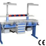2014 New design double person dental laboratory workbench/ dental technician workstation                                                                         Quality Choice