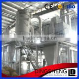 High efficiency cattle feed pellet manufacturing plant
