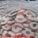 fashionable lace fabric with polyester spandex for shoe accessories TH-2039