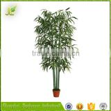 180cm decorative hot sale silk bamboo bonsai tree for landscape
