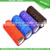 EVA Cover PVC Core Massage EVA Grid Hollow Yoga Foam Roller                                                                         Quality Choice