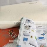 100% polyester gel memory foam pillow for gel latex pillow LS-P-023 wholesales foam pillow