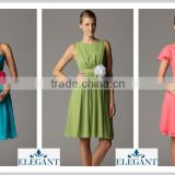 Multi designs for Bridesmaid dresses blue red and green summer party dress prom night dress