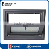 ROGENILAN 45 series good price bathroom unbreakable window glass types