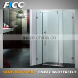Fico new arrive 2016 FC-5A02,good quality with competitive price plastic folding shower doors