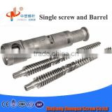 Zhongsu Conical Twin Alloy Screw Barrel for Extruder/Extruder Machine Alloy Screw Barrel