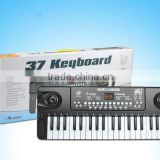 37 Keys Multi-functional Electric Keyboard With Microphone