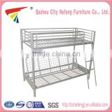 Multifunctional bunk bed metal frame sofa bed