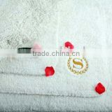 100% cotton embroidered / applique bath mat for bathroom / shower room in hotel or home                                                                         Quality Choice