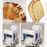 Popular breadshop & bread factory use stainless material bread cutter machine / bread slicer