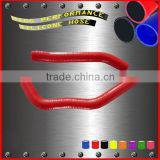 Flexible motorcycle silicone rubber radiator hose kit for YAMAHA YZ85 YZ 85 1996-2008 2pcs parts hose