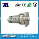 wheelchair winding machine , brushless DC motor DC Gear Motor SGA-60FM-G101I (2) For Electric Cars, Mobility Scooter