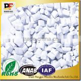 masterbatch manufacturer food grade PE white masterbatch for film and injection,extrusion and granulation,color masterbatch