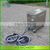 Movable electric drive car washer machine steam car cleaner, car wash cleaner, steam car wash machine