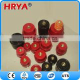 drum busbar insulator , red color sm type busbar insulators