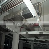 Phenolic / PU / PIR pre insulated air duct panel for central air conditioning system