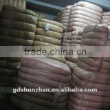 Polyester Staple Fiber 1D-15D*32-64MM HC/HCS Raw white A/AA/AAA