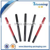 P6603 plastic petg liquid filling cosmetic liquid eyeliner pencil for cosmetic packaging